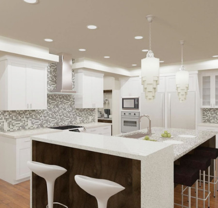 Meadow Springs Kitchen